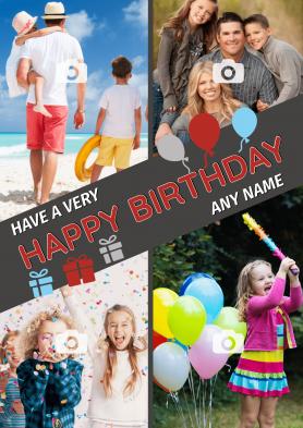 PERSONALISED Birthday 4...