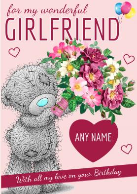 PERSONALISED Girlfriend...