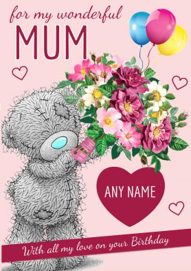 PERSONALISED Mum Tatty...