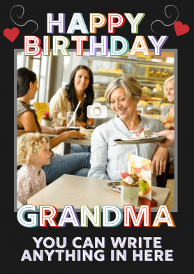 PERSONALISED Grandma...