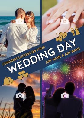 PERSONALISED Wedding Day 4...
