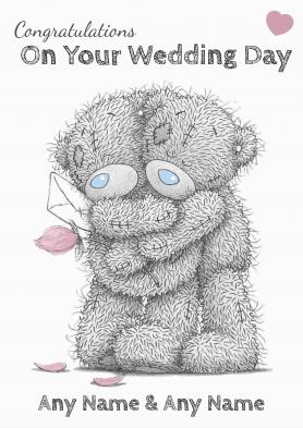 PERSONALISED Tatty Teddy...