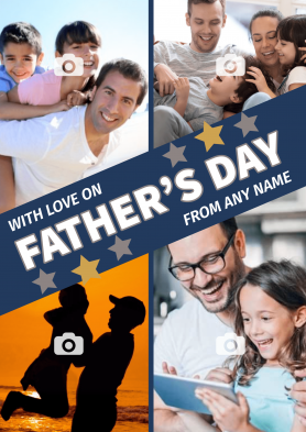 PERSONALISED Farther's Day...