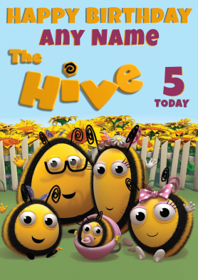 PERSONALISED The Hive...